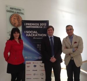Social Hackathon fundación Alia2