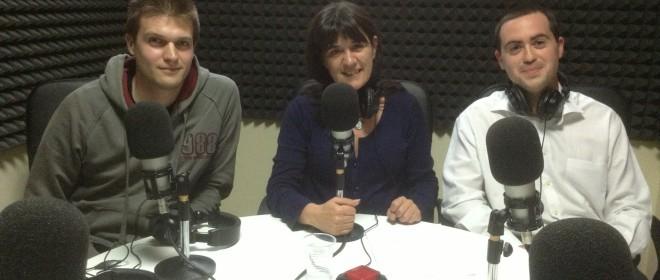 Flu Project con Juan Antonio Calles y Pablo González