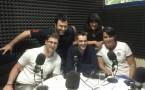 Poker de Hackers: Jaime Sanchez, Pablo San Emeterio, Oscar Calvo y Juan Carlos García