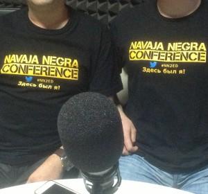 Navaja Negra con Daniel García (@ggdaniel) y Alejandro Sáiz (@ocixela)