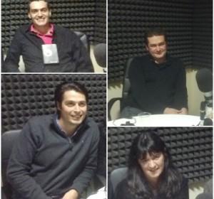 Rooted CON 2014 con Román Ramírez @patowc y Jaime Sánchez @segofensiva